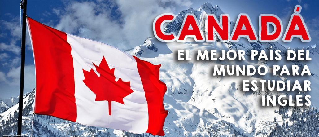 ¿Por qué Canadá es el mejor país del mundo para estudiar Inglés?