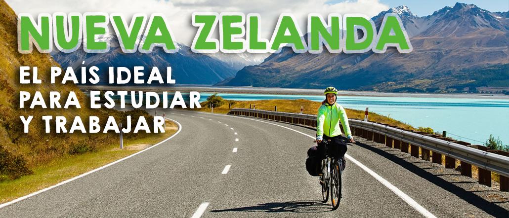 Nueva Zelanda: el país ideal para estudiar y trabajar
